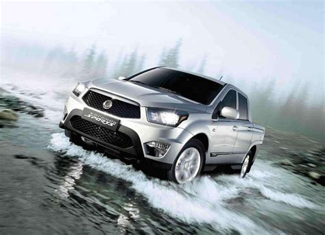 SSANGYONG Actyon Sport 2015 | SUV Drive