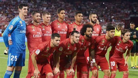 Real Madrid Information 2019