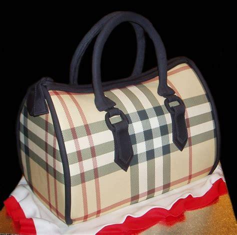 burberry handbag birthday cake  nadas cakes