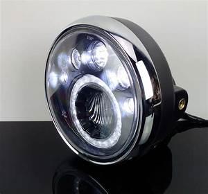 W246 Led Scheinwerfer : scheinwerfer gl nzend schwarz mit led standlichtring ~ Kayakingforconservation.com Haus und Dekorationen