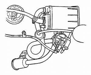 Dodge Stratus Pump  Leak Detection  Emissions  Canister