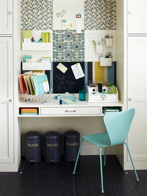 white home office room ideas