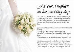 letter to my daughter on her wedding day from heaven With letter to daughter on wedding day