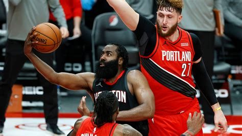 Rockets' James Harden after scoring 44 points in season ...