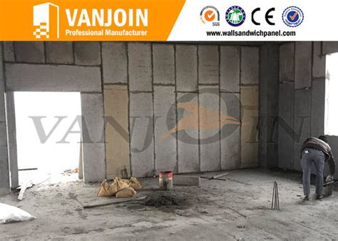 expandable polystyrene eps composite wall panels high strength
