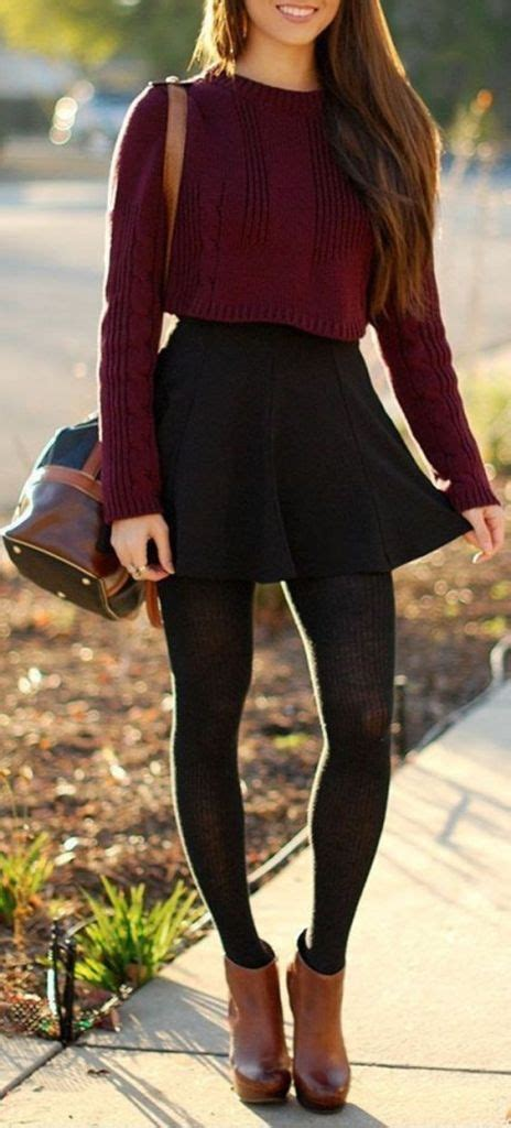 Best 25+ Fall outfits ideas on Pinterest | Fall clothes Fall fashion leggings and Autumn ...