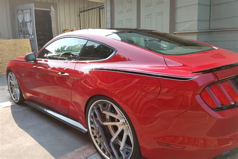2015 Ford Mustang Gt Custom Coupe 198511