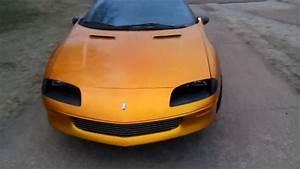 95 U0026 39  Camaro Z28   U0026quot Kandy Paint  22s  U0026 Bump U0026quot