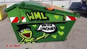 Lagerfläche Berechnen : der poltercontainer wmlaudage ~ Themetempest.com Abrechnung
