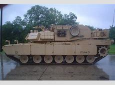 TOADMAN'S TANK PICTURES ABRAMS BREECHING VEHICLE