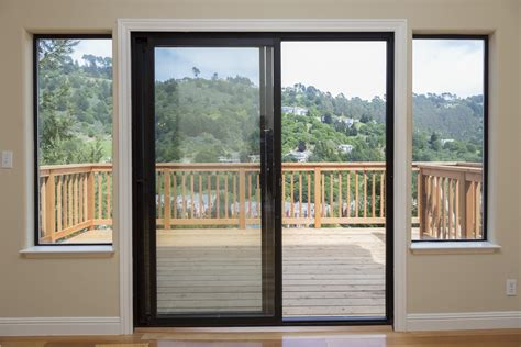 Door - Window : Northern California French Rail Patio Door