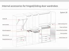 Woody Bedroom Wardrobe Italian Wardrobes at Go Modern