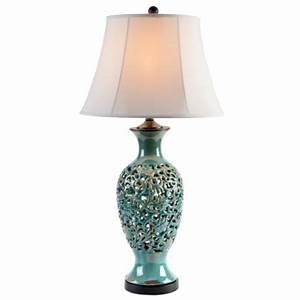 Pin by teresa mitchell on lamps lights candles pinterest for Kirklands turquoise floor lamp