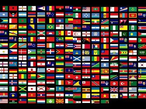 flags   countries   world  names  part