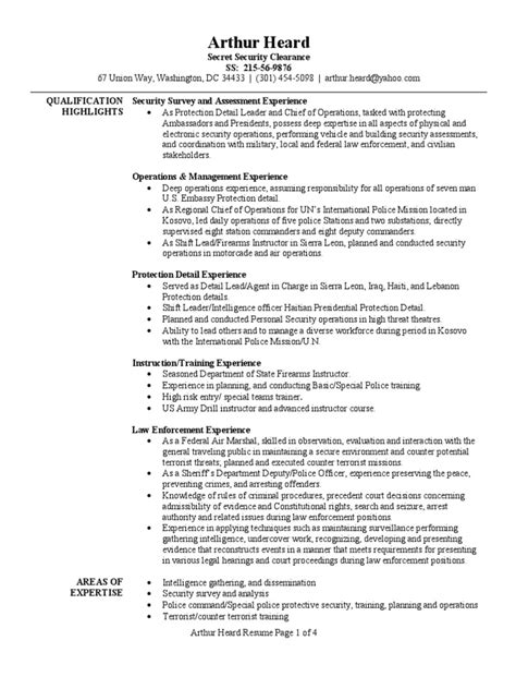 infantry description resume resume ideas