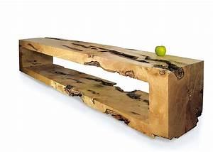 Möbel Aus Baumstämmen : m bel accessoires baustamm goes sideboard bild 24 sch ner wohnen ~ Frokenaadalensverden.com Haus und Dekorationen