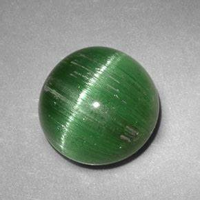 Cat 39 S Eye Tourmaline 2 5ct Round From Brazil Natural And