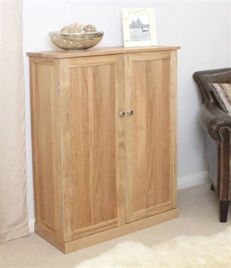 Cupboard Shoes by Large Solid Oak Shoe Cupboard If Your Hallway Has Become A