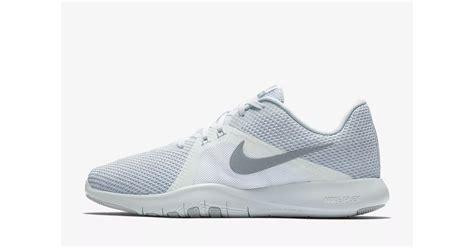 nike flex tr  white  nike flex tr training shoe