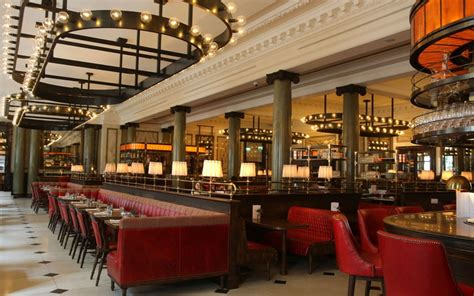 Holborn Dining Room, London, Restaurant Review  Telegraph