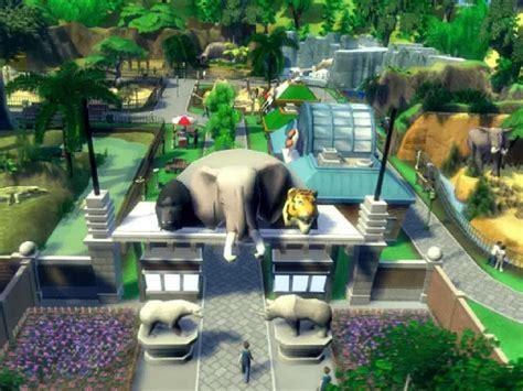 zoo tycoon 2004 games game screenshots educational screenshot
