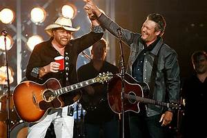 Toby + Blake Sing 'Should've Been a Cowboy' at 2018 ACM Awards
