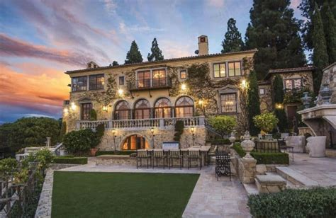 romantic palos verdes estates mansion beverly hills