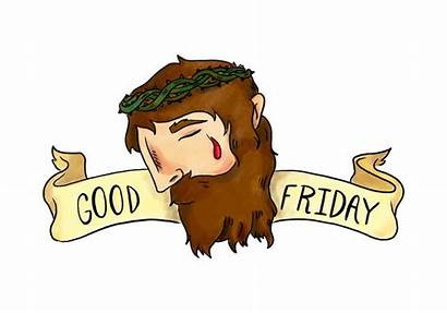 Jesus Dornenkrone Friday Vecteezy Daet Aquarell Karfreitag