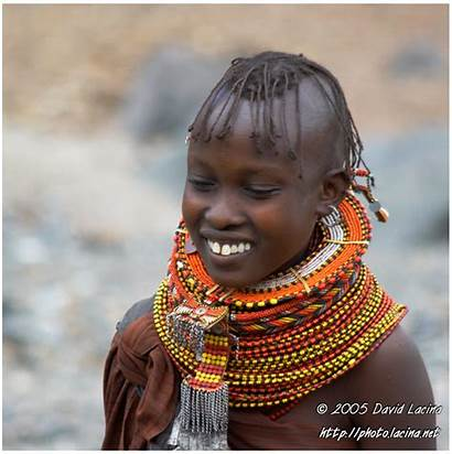 Kenya Turkana Tribe Tribal African Africa Different