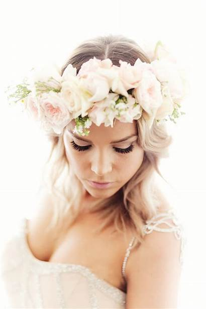 Flower Crowns Crown Floral Hair Designs Garlands
