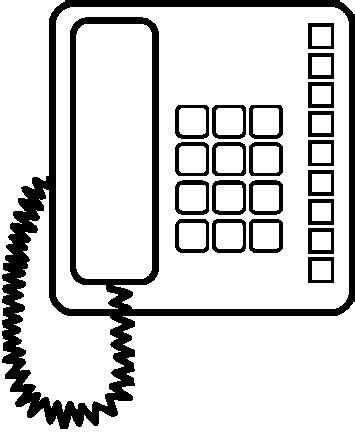 telephone clipart black and white telephone black and white clipart clipart suggest