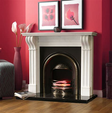 Corbel Fireplace by Dublin Corbel Fireplace In White Marble Marble