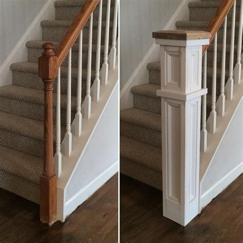 Before And Almost After Of The Stair