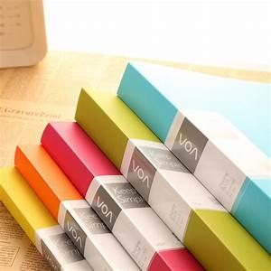 A4 File Folder Colorful School Document Organizer Data