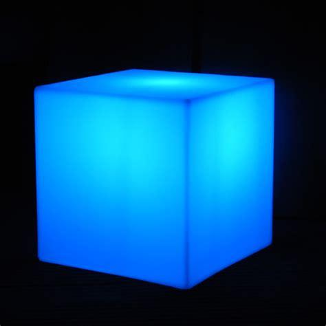 cube lumineux led images