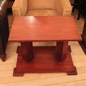 Kleiner Gartenzaun Holz : 01668 kleiner art deco beistelltisch aus holz wandel antik ~ Bigdaddyawards.com Haus und Dekorationen