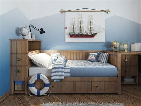 chambre style marin quelle peinture pour une chambre de garçon 27 couleurs
