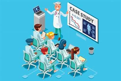Research Medical Vector Meeting Study Case Clinic