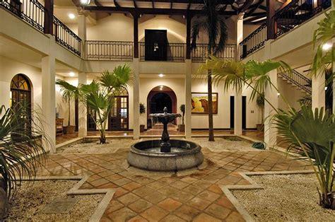 vacation home plans colonial estate home for sale in hacienda pinilla