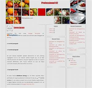 44  Professional Blog Themes  U0026 Templates