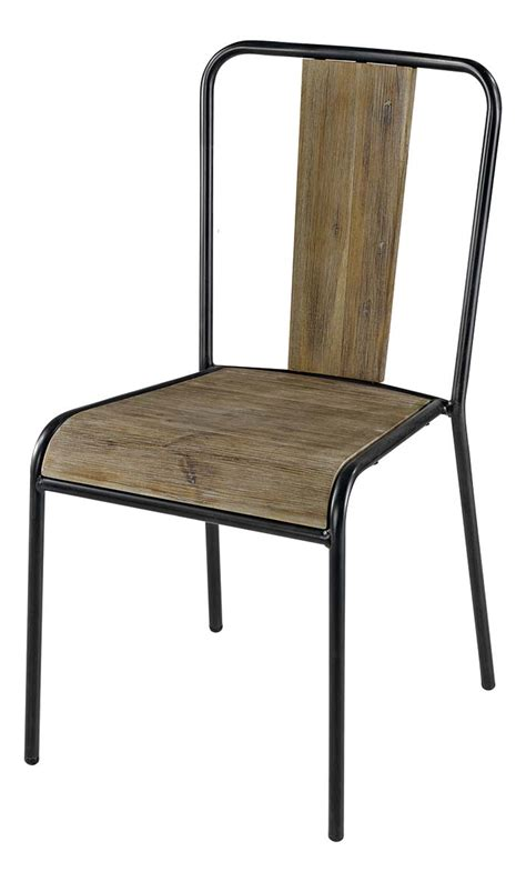 table et chaise de bar professionnel chaise bois et metal industrial furniture bistro chair in