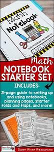 Math Interactive Notebook  Starter Set