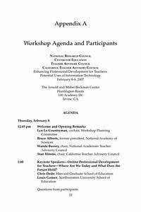 Appendix A: Workshop Agenda and Participants