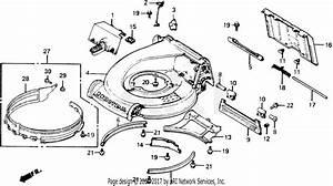Honda Hr194 Sxa Lawn Mower  Jpn  Vin  Hr194