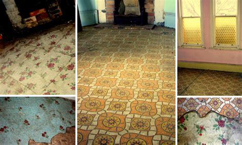 retro vinyl flooring for lino with betty jo designs lino revival the 7783