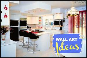 the pristine look decor ideas for a kitchen with white With what kind of paint to use on kitchen cabinets for bright colored wall art