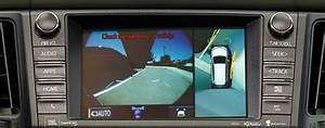 How To Use The Toyota Bird U2019s Eye View Camera System