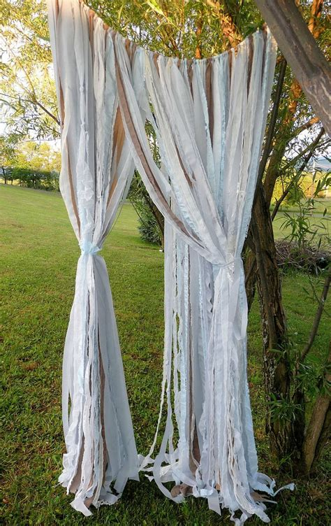 Backdrop Outdoor by Wedding Backdrop Garland Garden Wedding Outdoor Wedding
