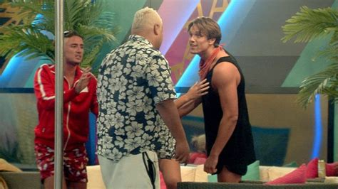 cbb 39 s lewis bloor is given another official warning after