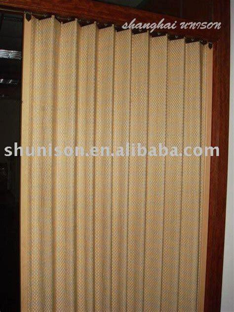 bamboo folding door room divider in screens room